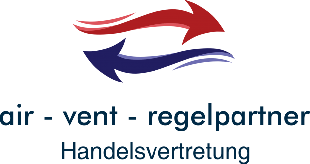 Logo der Handelsvertretung air-vent-regelpartner