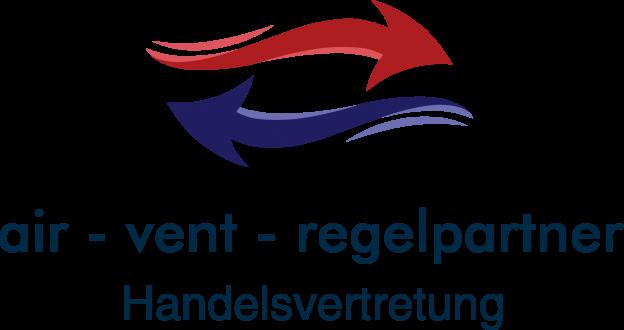 Logo der Handelsvertretung air-vent-regelpartner