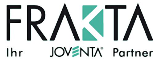 Logo FRAKTA Ihr JOVENTA Partner
